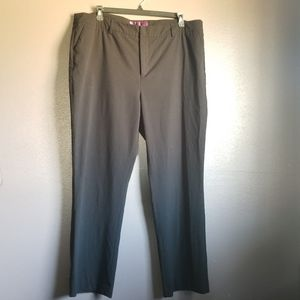 Not your daughter's Jean's black dress pants 20 W